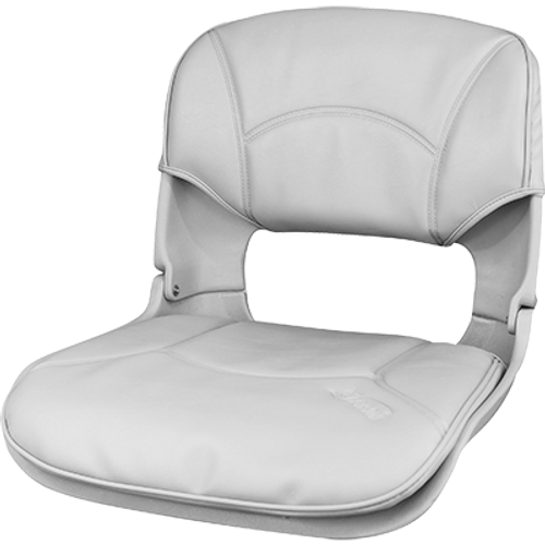 Tempress All Weather Low-Back Boat Seat With Quick Disconnect