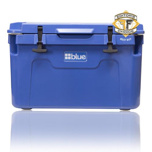 55QT Blue Cooler