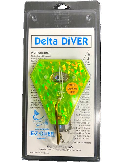 "Delta Diver ""Blinky"""