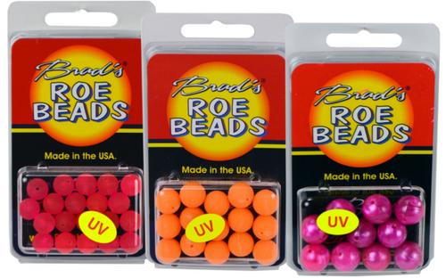 Brad's Roe Beads