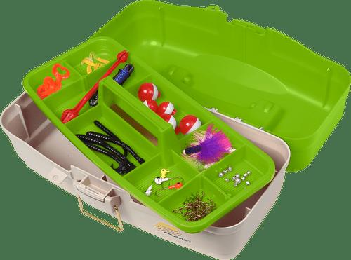One Tray Tackle Box