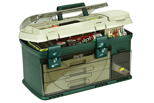 3-Drawer Tackle Box