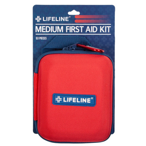 53 Piece First Aid Kit