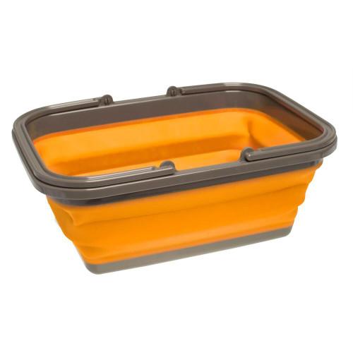 Orange Flexware Sink