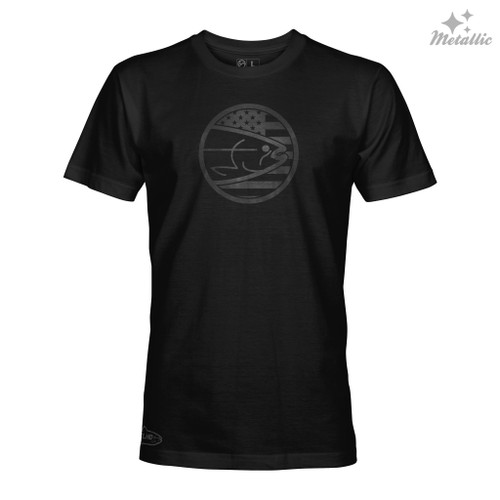 Ballistic Black T-Shirt