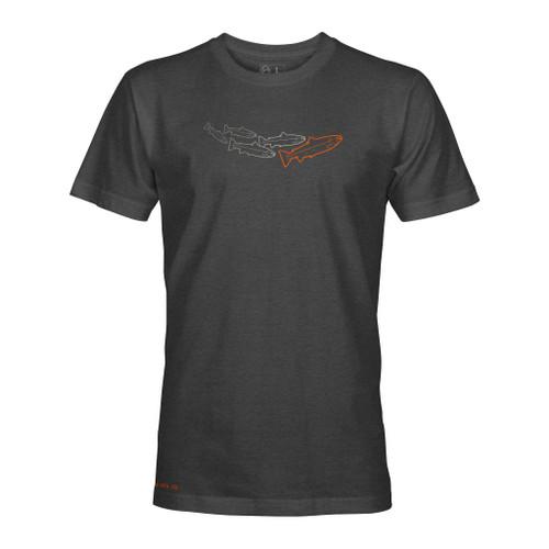 Charcoal Journey T-Shirt