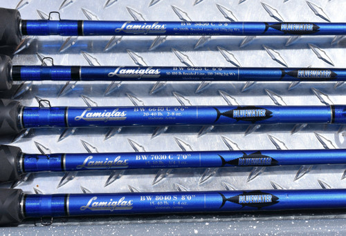 Lamiglas Bluewater Casting Rods (1 Piece)