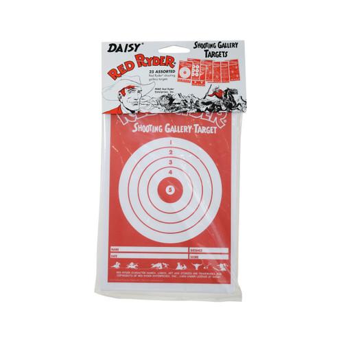 Red Ryder Paper Targets