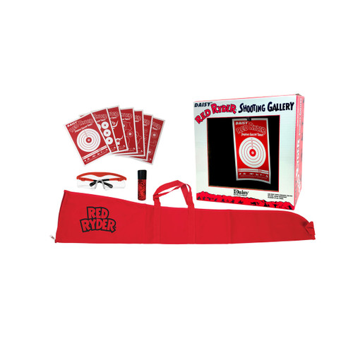 Red Ryder Gallery/Shooting Kit Combo