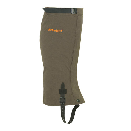 Solid Loden Green Hunting Gaiter