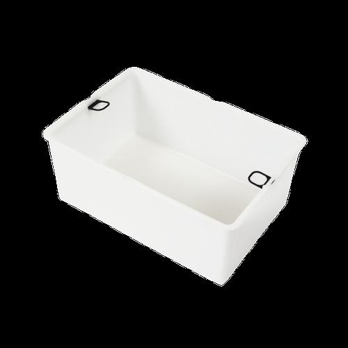 Rectangular Hatch Drop-In Bucket