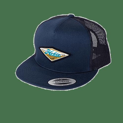 Gold Diamond Trucker Hat