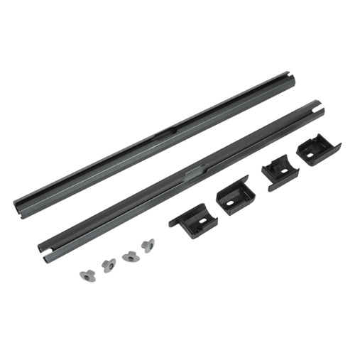 H-Rail w/ Integrated Patented Ram® Hand-Track