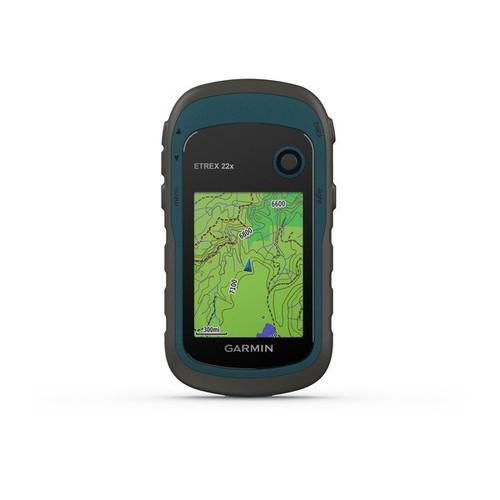 eTrex® 22x- Rugged Handheld GPS
