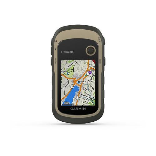 eTrex® 32x Rugged Handheld GPS w/ Compass & Barometric Altimeter