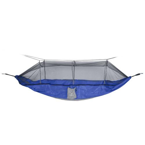 Packable Nylon Hammock w/ Mosquito Netting