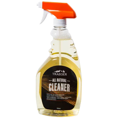 All-Natural Grill Cleaner