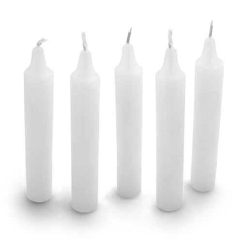 Candles- 5 Pack