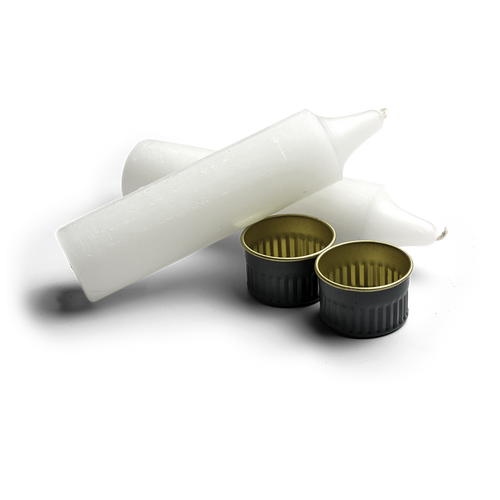 Emergency Candles- 2 Pack