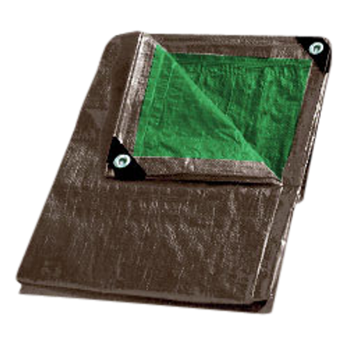 2 Color Combo Poly Tarps