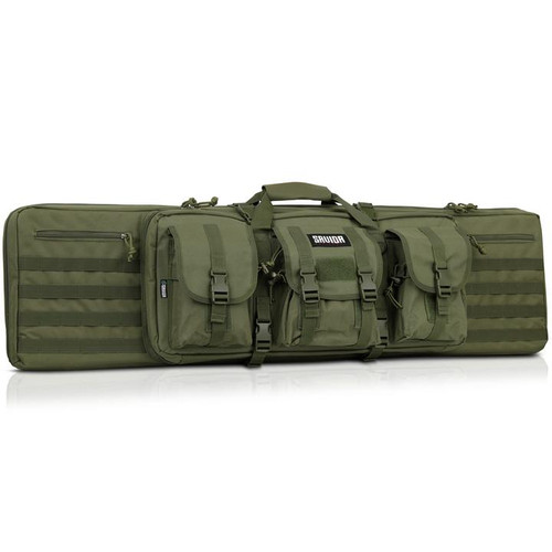"""American Classic 51"""" - Double Rifle  Case"""