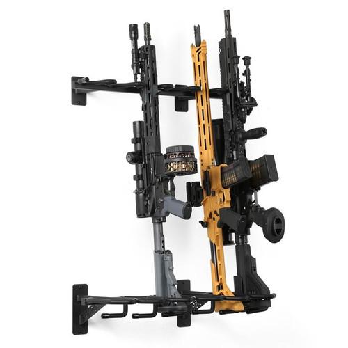 Rifle Wall Rack