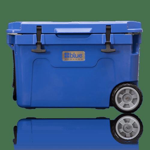 55 Quart Ice Vault Wheeled Cooler