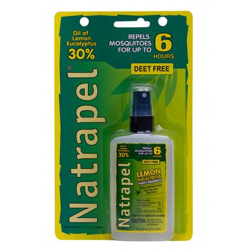 Natrapel® Lemon Eucalyptus 3.4 oz.