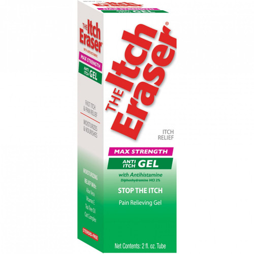 The Itch Eraser Gel - 2 oz.
