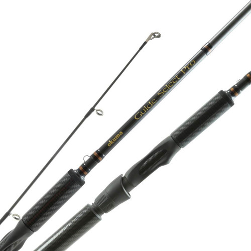 Okuma Guide Select Pro Spinning Rods