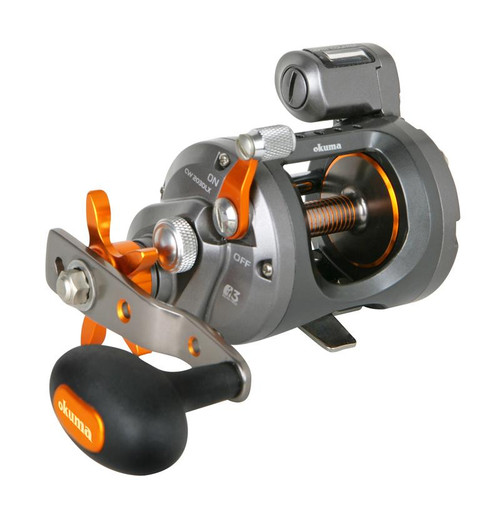 Okuma Coldwater Linecounter Reels