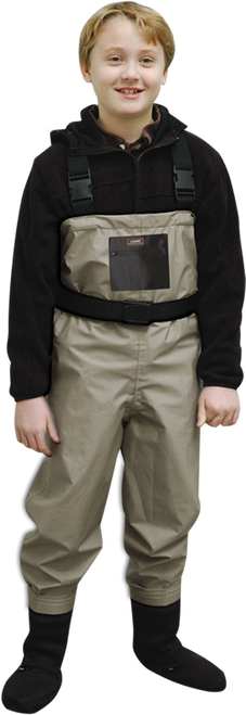 Breathable Stockingfoot Youth Waders