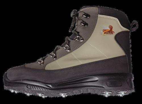 Northern Guide Platinum Wading Shoe w/ EcoSmart II Sole w/ Studs