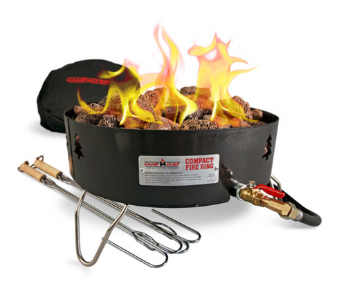 Compact Propane Fire Ring