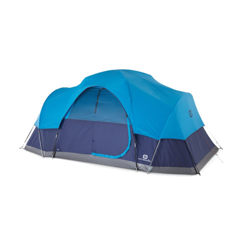 Outbound 8-Person 3-Season Lightweight Dome Tent w/ Carry Bag and Rainfly