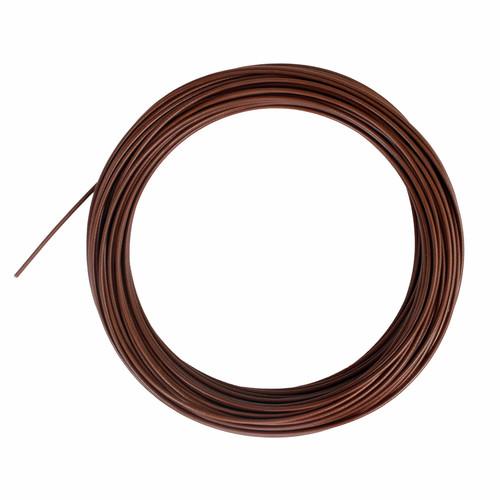 125′ PVC coated steel spool