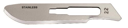 22XT Carbon Steel Blades – 1 Dozen