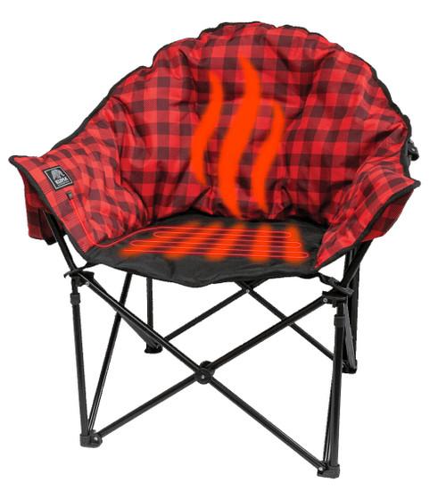 Lazy Bear Heated Chair