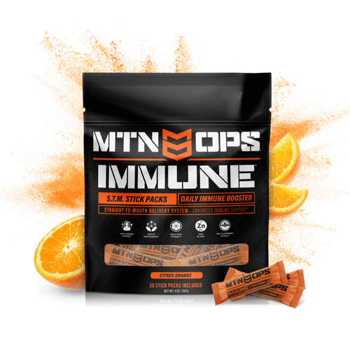 Mountain Ops Immune Stick Pack