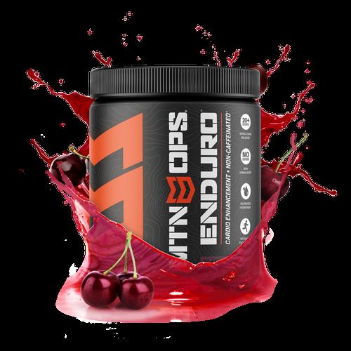 Mountain Ops Eduro- Non-Caffeinated Cardio Enhancement (Tub)