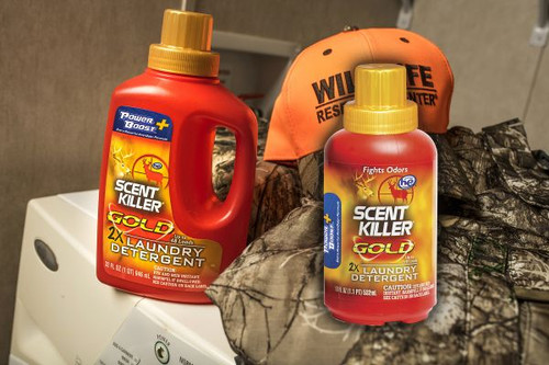 Wildlife Research Center- Scent Killer Gold® Laundry Detergent