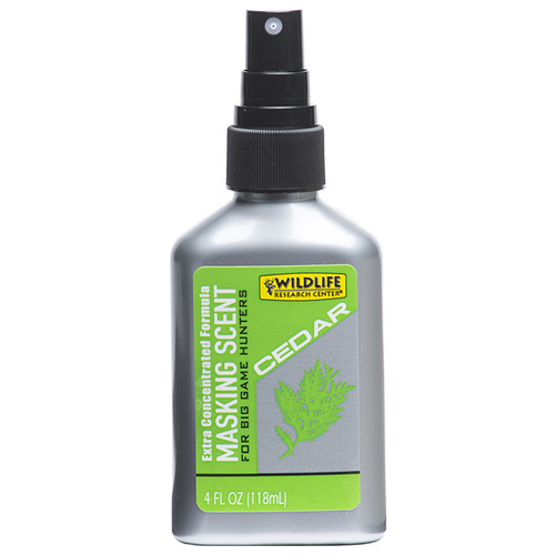Wildlife Research Center- Cedar Masking Scent Xtra Concentrated