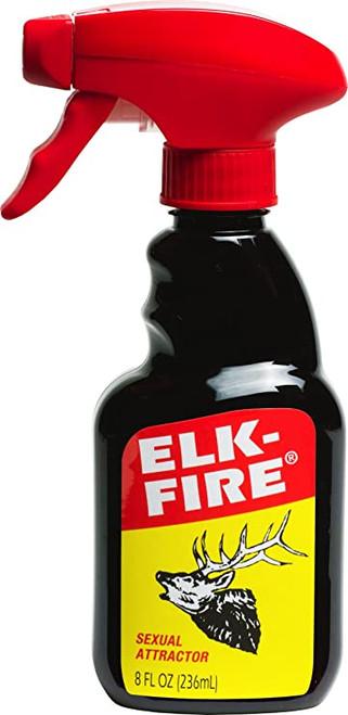 Wildlife Research Center- Elk Fire