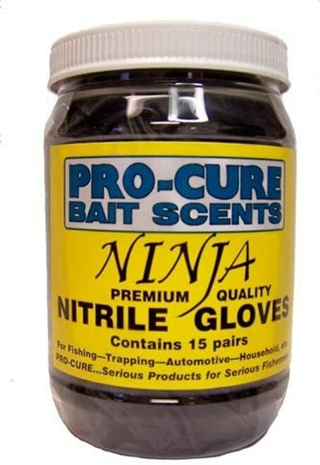 Pro-Cure Ninja Nitrile Gloves
