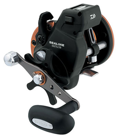 DAIWA SEALINE SG 3B Linecounter Reels