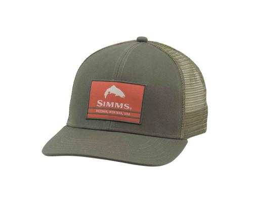 SIMMS ORIGINAL PATCH TRUCKER HAT
