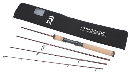 DAIWA SPINMATIC D UL Pack Rod 4pcs