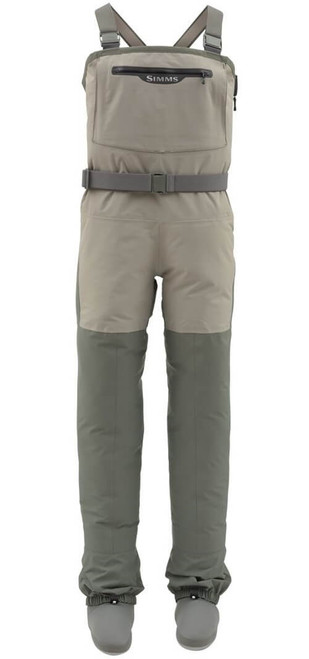 SIMMS WOMENS FREESTONE Z WADERS - STOCKINGFOOT