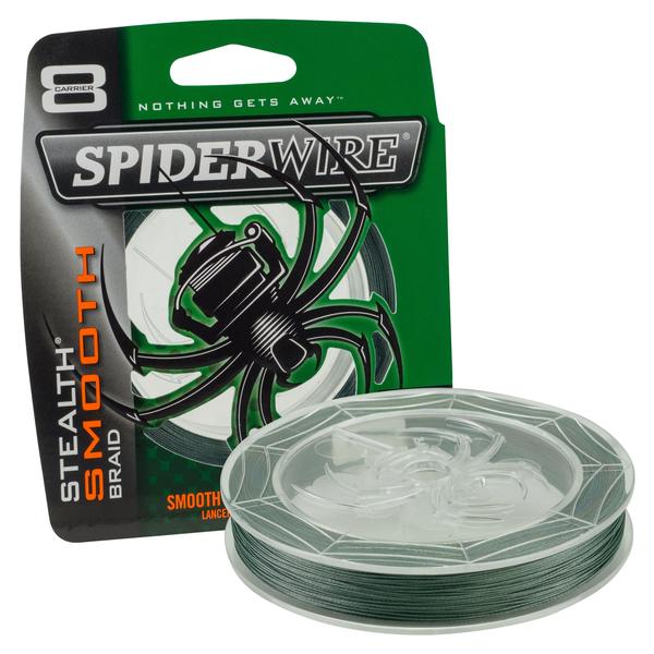 SpiderWire Stealth® Smooth - 200 yards