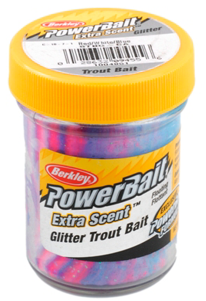 PowerBait® Glitter Trout Bait